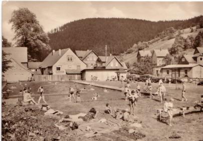 Schwimmbad und Gasthof Ritter Katzhütte