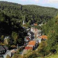 Ortsbild Katzhütte