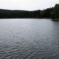 Stausee Scheibe-Alsbach
