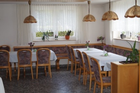 Gastraum Pension Ritter