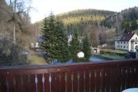 Doppelzimmer mit Gartenblick Aussicht