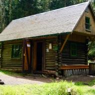 Wanderhütte am Wurzelberg