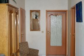 Doppelzimmer mit Sauna und kleinem Garten